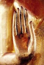 Golden Buddha Hand Journal
