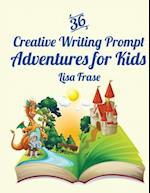 36 Creative Writing Prompt Adventures for Kids