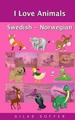 I Love Animals Swedish - Norwegian