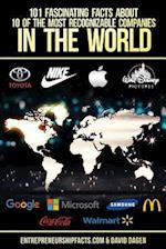 101 Fascinating Facts about 10 of the Most Recognizable Companies in the World