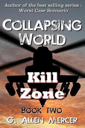 Bog, paperback Collapsing World af G. Allen Mercer