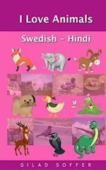 I Love Animals Swedish - Hindi