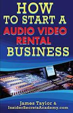 How to Start an Audio Video Rental Business