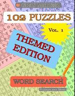 102 Themed Word Search Puzzles