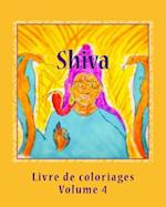 Livre de Coloriage - Shiva