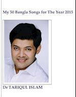 My 50 Bangla Songs for the Year 2015