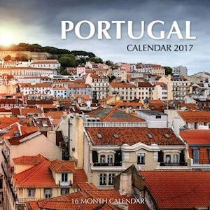 Bog, paperback Portugal Calendar 2017 af David Mann