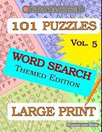 Large Print Word Search Puzzles - Volume 5