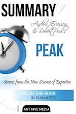 Summary of Peak by Anders Ericsson & Robert Pools