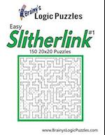 Brainy's Logic Puzzles Easy Slitherlink #1 150 20x20 Puzzles