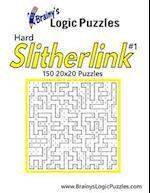 Brainy's Logic Puzzles Hard Slitherlink #1 150 20x20 Puzzles