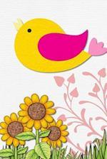 Sunflower and Bird af Centurion Planners
