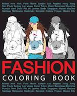 Fashion Coloring Book - Vol.1