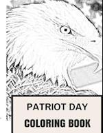 Patriotic Day Coloring Book