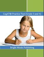 Cogat (R) Practice Test (Grade 3 and 4)