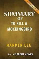 Summary of to Kill a Mockingbird