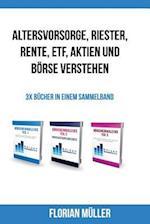 Altersvorsorge, Riester, Rente, Etf, Aktien Und Borse Verstehen