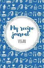 My Recipe Journal (Vegan)