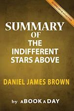 Summary of the Indifferent Stars Above