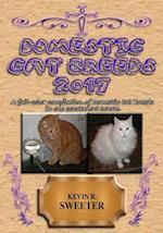 Domestic Cat Breeds - 2017