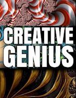 Creative Genius Coloring Book