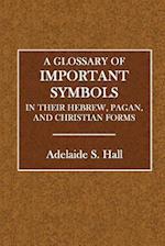 A Glossary of Important Symbols