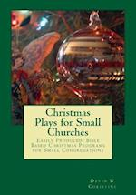 Christmas Plays for Small Churches