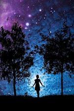 A Magical Starry Night Journal
