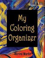 My Coloring Organizer