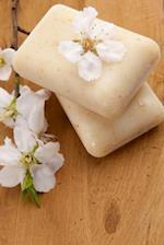 Almond Soap Spa Set Journal