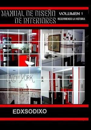 Bog, paperback Manual de Diseno de Interiores af Sr. Edx Sodixo