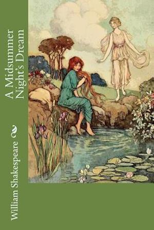 Bog, paperback A Midsummer Night's Dream af William Shakespeare