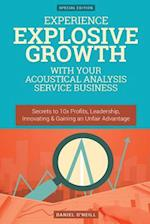 Experience Explosive Growth with Your Acoustical Analysis Service Business