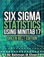 Six SIGMA Statistics Using Minitab17.