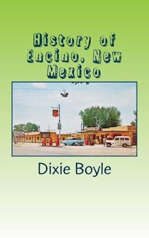 Bog, paperback History of Encino, New Mexico af Dixie Boyle