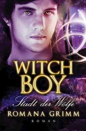 Bog, paperback Witch Boy af Romana Grimm