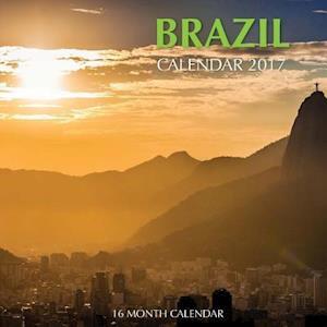 Bog, paperback Brazil Calendar 2017 af David Mann