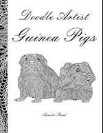 Doodle Artist - Guinea Pigs
