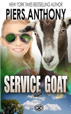 Bog, paperback Service Goat af Piers Anthony