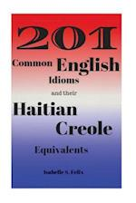 201 Common Haitian Creole Idioms and Their Best English Equivalents