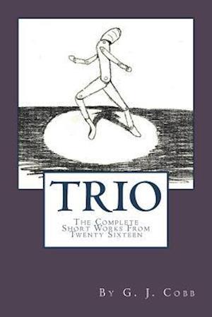 Bog, paperback Trio af G. J. Cobb