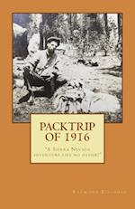 Packtrip of 1916