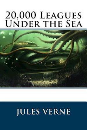 Bog, paperback 20,000 Leagues Under the Sea af Jules Verne