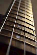 Artistic Guitar Neck Fret Journal