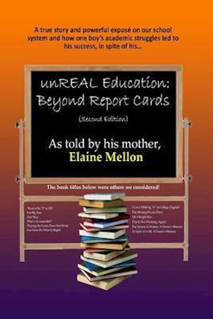 Bog, paperback Unreal Education af Elaine Mellon
