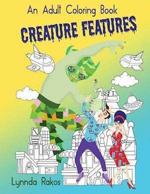 Bog, paperback Creature Features af Lynnda Rakos
