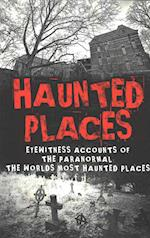 Haunted Places af Roger P. Mills