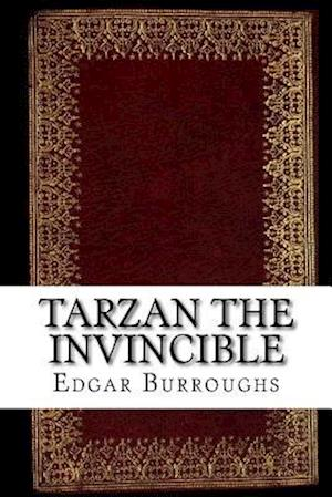 Bog, paperback Tarzan the Invincible af Edgar Rice Burroughs