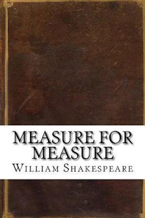 Bog, paperback Measure for Measure af William Shakespeare