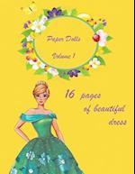 Paper Dolls Volume 1